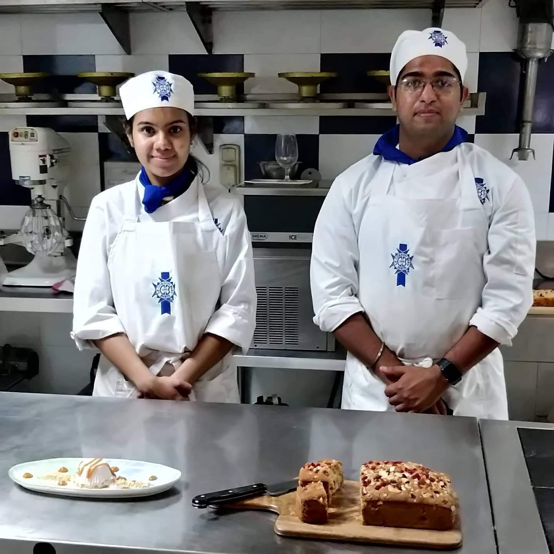 Internal Baking Practical for Le Cordon Bleu School of Hospitality