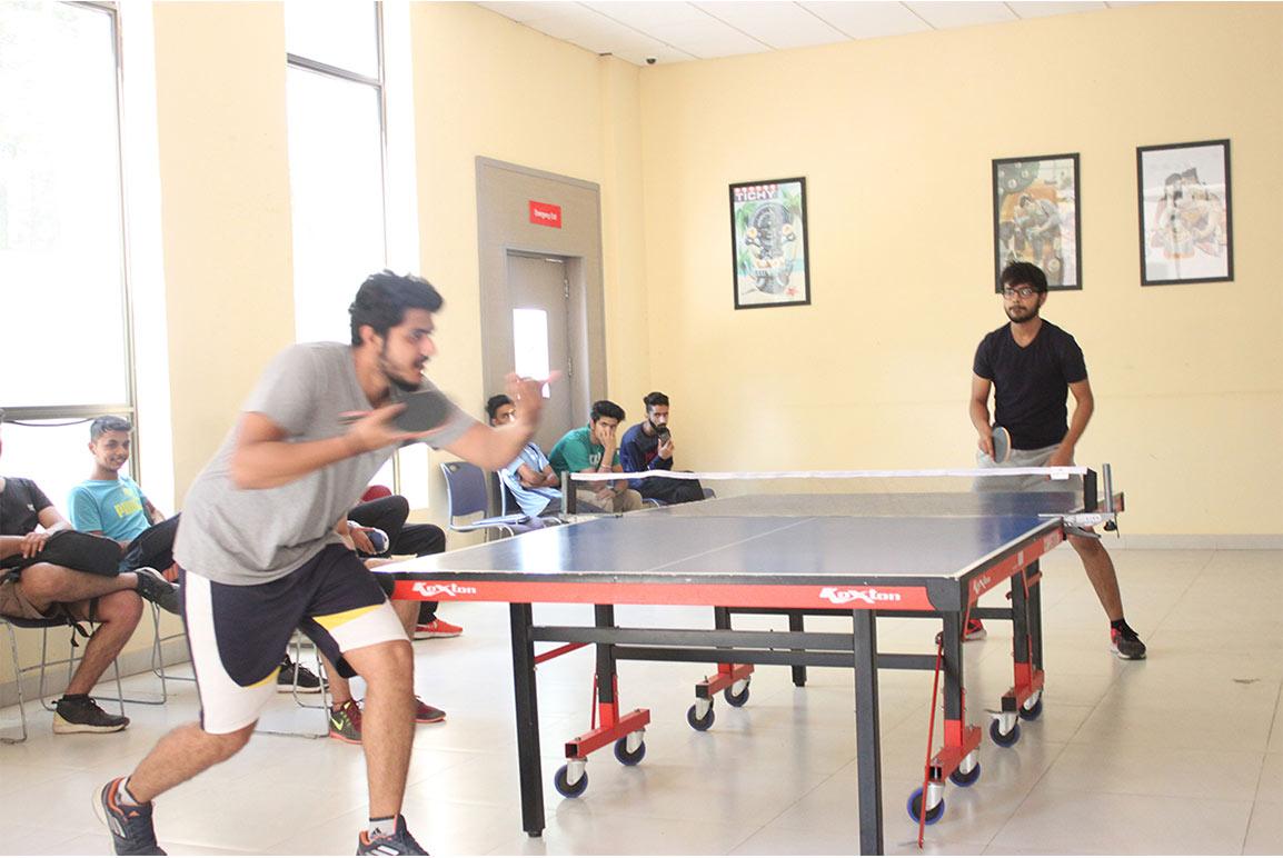 Table Tennis club