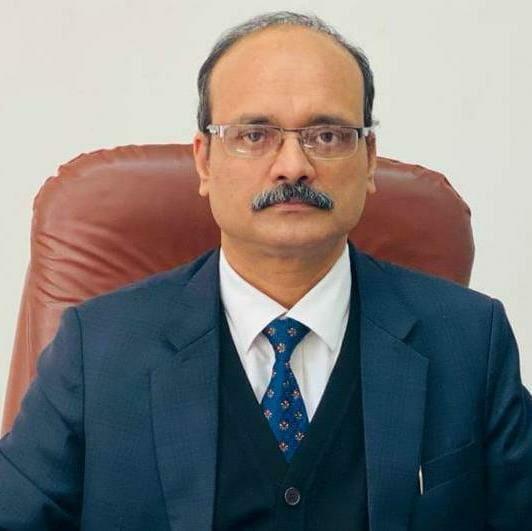 Prof. (Dr.) Alok Pandey